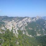 Vista Dolomiti Lucane